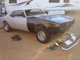 1968 camaro project car for sale 1968 camaro project calif car sale parts list pic