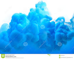 Light Blue Paint by Blue Paint Pigment Clouds Stock Images Image 20628734
