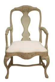 swedish rococo dining armchair sc007 traditional dining chairs