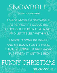 best 25 funny christmas poems ideas on pinterest short funny