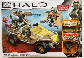 halo warthog mega bloks halo mega bloks unsc night ops gausshog review 97134 halo toy news