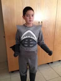 Shark Boy Costume Halloween Lavagirl Lava Costume Glowing Belt U0026 Pants Deluxe