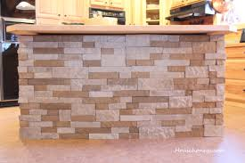 Veneer For Kitchen Cabinets Decorating Chic Decoration With Airstone Lowes For Home Ideas