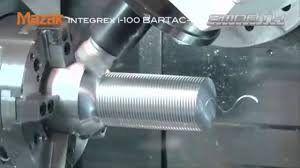 amazing cnc technology machines mazak integrex youtube