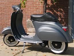 110 best grey paint vintage vespa scooters images on pinterest