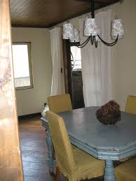 Custom Dining Room Chair Covers by Custom Slipcovers By Shelley Our Cabin