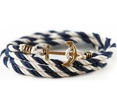 rope bracelet with anchor images European style anchor handmade rope bracelet grxjy5120058 on luulla jpg