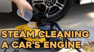 Interior Steam Clean Car Steam Cleaning A Car Engine Tips Tricks And How To Youtube