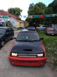 1991 Toyota Corolla Hatchback 1991 Toyota Corolla Flatty For Sale In Kingston St Andrew For
