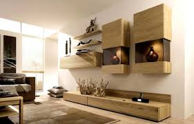 wall storage and media center idea for contemporary minimalist