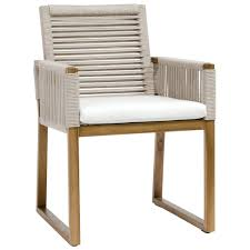 Indoor Outdoor Furniture by Palecek San Martin Indoor Outdoor Arm Chair