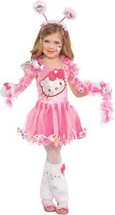 party city costumes halloween costumes create your own girls u0027 pink hello kitty costume accessories