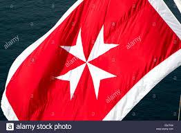 Matla Flag The Flag Of Malta Flying On The Celebrity Eclipse Cruise Ship