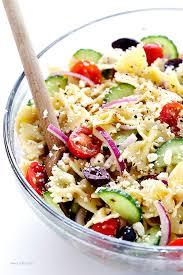 Cold Pasta Salad Recipe Mediterranean Pasta Salad Recipe Mediterranean Pasta Salads