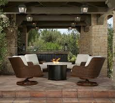 nice design ideas for black wicker outdoor furniture concept wicker