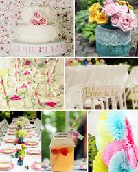 ideas for bridal shower top 5 2014 trending girly vintage bridal shower ideas