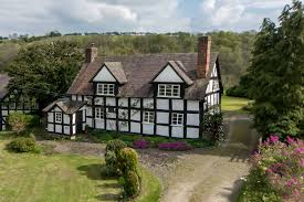 Coolhouses Com by C 1650 Shropshire England 651 093 Old House Dreams Cool