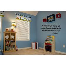 Dr Seuss Bedroom Dr Seuss Quotes Wall Decals Amazon Color The Walls Of Your House