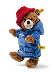 plush paddington bear steiff 28cm teddy bears