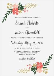 wedding invitations wedding invitations match your color style free