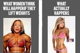 Woman Lifting Weights Meme - women weights fitness memes pinterest body beast lift heavy