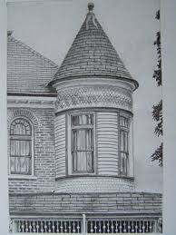 Victorian House Drawings