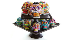 a sweet history of sugar skulls on day of the dead