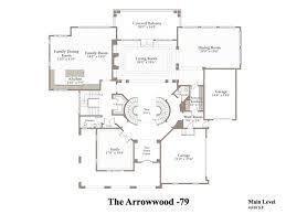 mediterranean style floor plans arrowood semicustomhomesyoucancustomize