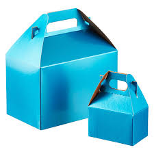 blue shimmer gable boxes the container store