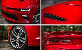 camaro ss automatic 2016 chevrolet camaro ss automatic test review car and driver