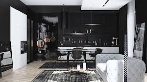 simple home interior design photos stylish simple home design with monochrome color schemes roohome