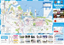 Tokyo Metro Route Map by Yokohama Tourist Map Christmas In Japan 2013 Pinterest