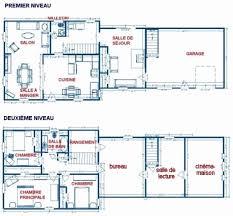 faire un plan de chambre en ligne idée plan maison realiser un plan de maison 4 superbe faire en ligne
