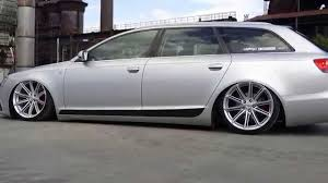 2011 Audi A6 Wagon Audi A6 4f Airride Bagged Airlift Youtube