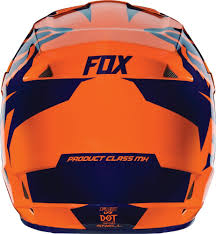 discount youth motocross gear 119 95 fox racing youth v1 race dot helmet 234825