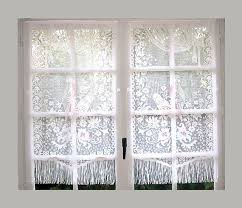Bird Lace Curtains Best 25 White Lace Curtains Ideas On Pinterest Lace Curtains