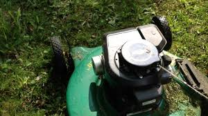 briggs and stratton 300 series startup and sound youtube