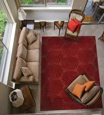 Area Rug Size For Living Room by Size Does Matter How To Select The Ideal Rug Size For Your Home