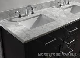 statuario carrara marble bathroom vanity top pertaining to awesome