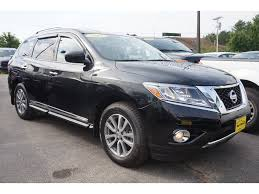 nissan pathfinder gun metallic used 2015 nissan pathfinder for sale sanford me near portland
