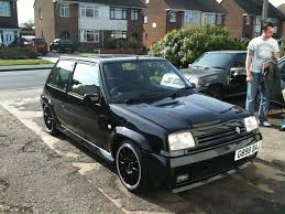 renault r5 turbo renault super 5 gt turbo renault 5 gt pinterest top car and cars