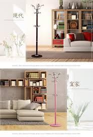 Simple European Living Room Design by Creative Simple European Style Bedroom Floor Coat Racks Stainless