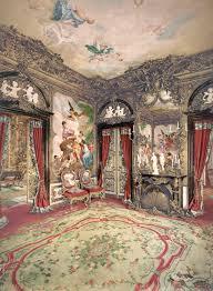 Esszimmerm El Bilder Schloss Linderhof