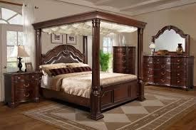 Bedroom Furniture Canopy Bed Bedroom Furniture Discoverskylark