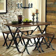 dining table set of dining table and chairs set of 2 dining room
