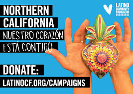 Wildfire Jordan Mt by Latino Community Foundation Northern California Wildfire Relief Fund