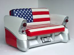 American Flag Awesome Furniture Car Couch Awesome Sofa Car Original Youtube Lovely