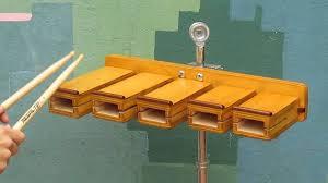 wood blocks temple blocks