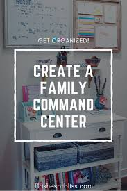get your whole family organized with a step by step plan on how to