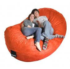 Most Comfortable Bean Bag Chair Blue And Black Marie Bean Bag Chair The Best Giant Marie Bean